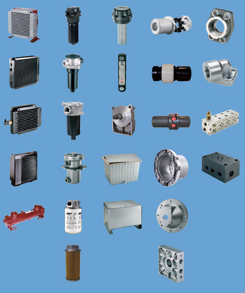 Hydraulic Filters and Tank Accessories