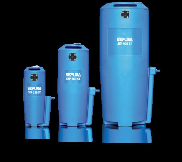 SEP120-360-900-1250 Separators