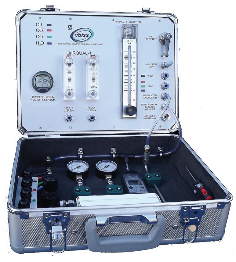 Airqual 1 Breathing Air Quality Test Kit