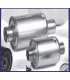 inline low pressure filters