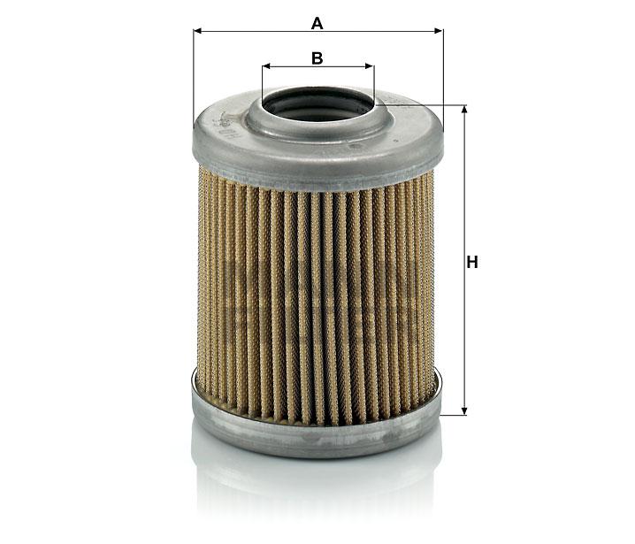 Hd65 Oil Hydraulic Filter