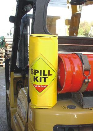 Spill Kits Forklift Truck