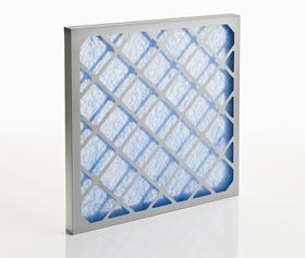 glass panel filter