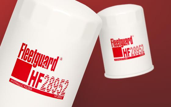 fleetguard hydraulic filters