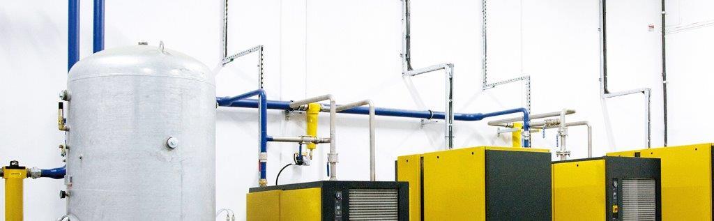 compressor installation