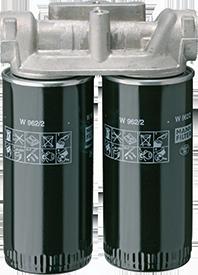 duel oil filter